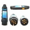 Тестер за проверка на светлините на автомобили и ремаркета