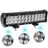 30 См Мощен LED бар с Комбинирана Combo светлина 72W 24 LED 12V 24V АТВ, Джип, 4х4, Offroad