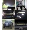56 См Мощен LED бар  120W 40 LED 12V 24V АТВ, Джип, 4х4, Offroad, Камион