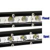 49,5 См Мощен LED бар с Комбинирана Combo светлина 54W 18 LED 12V 24V АТВ, Джип, 4х4, Offroad