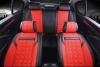 - НЯМА НАЛИЧНИ - Тапицерия Комплект Лукс Червена Кожена универсална / калъфи за седал