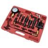 14 части - Комплект измервателен уред за тест на компресия на всички дизелови двигатели - Neilsen Tools