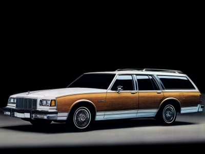 Estate Wagon